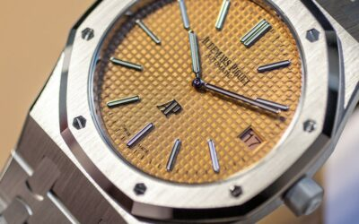 Audemars Piguet Royal Oak 'Jumbo' Extra-Thin