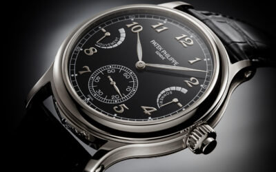 Patek Philippe introduces Grande Sonnerie ref 6301P